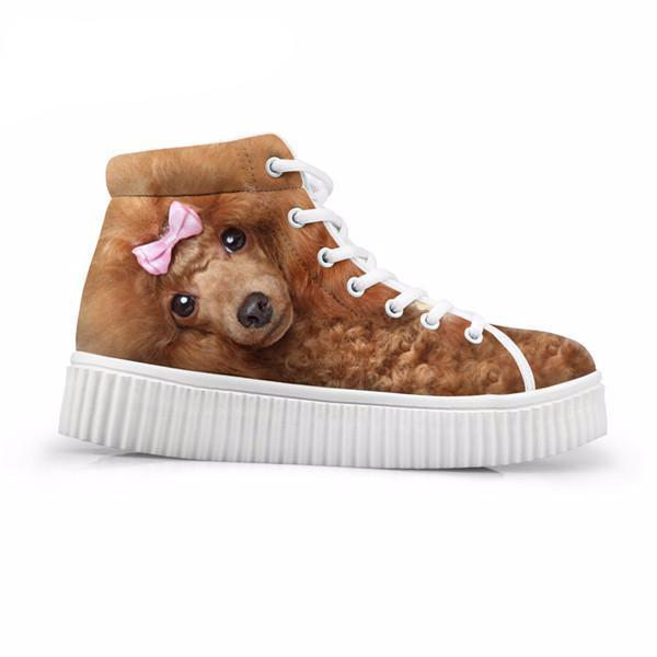 Yorkshire Terrier Flat Shoes