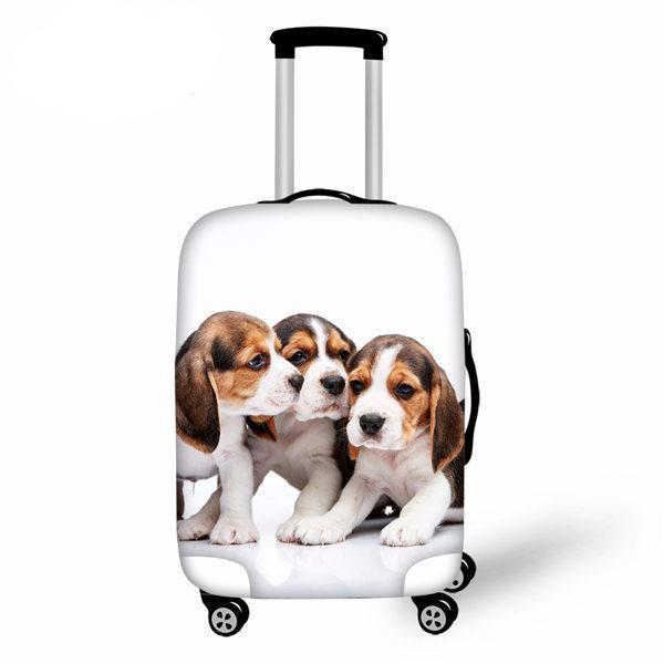 Fully Customizable (Own Picture) Luggage Protective Cover