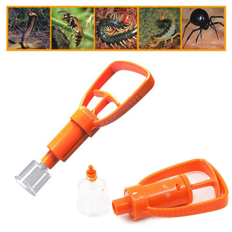Venom Extractor Pump First Aid Safety Tool Kit Emergency Snake Bite Survival  Emergency Equipment For Hiking and Camping