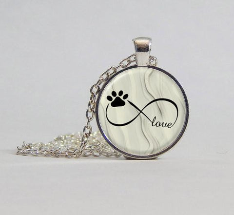Yorky's Endless Love Necklace
