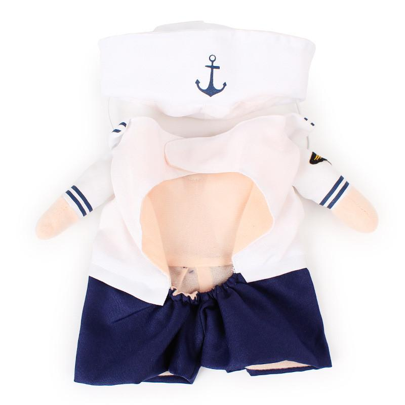 Yorky Sailor Costume
