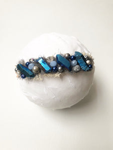 Blue Crystal Crown