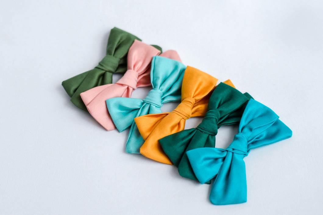 Hand Tied bows