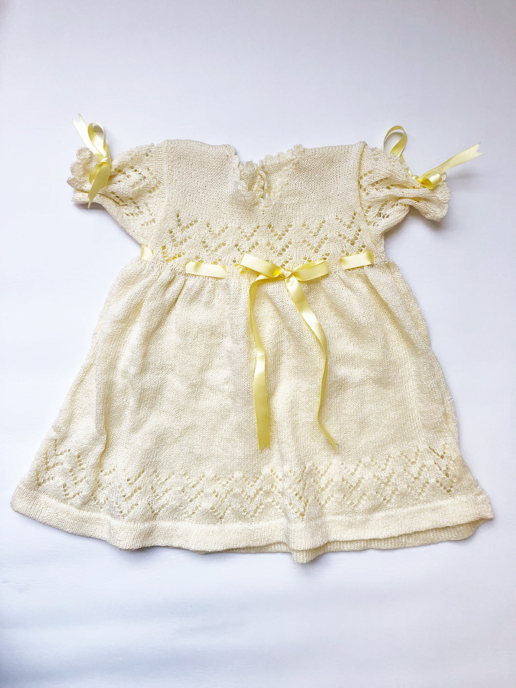 Baby Yellow Dress SITTER