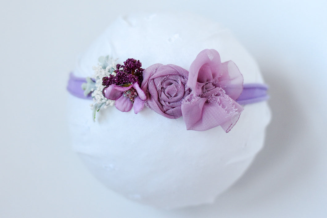 Rose and Bow Lavender