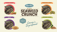 Roasted Seaweed Crunch (4 Flavor Set, Save Php32)