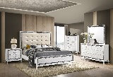 New Classic Furniture | Bedroom Queen Bed 5 Piece Bedroom Set in Pennsylvania 4716