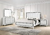 New Classic Furniture | Bedroom Queen Bed 4 Piece Bedroom Set in Frederick, MD 4709