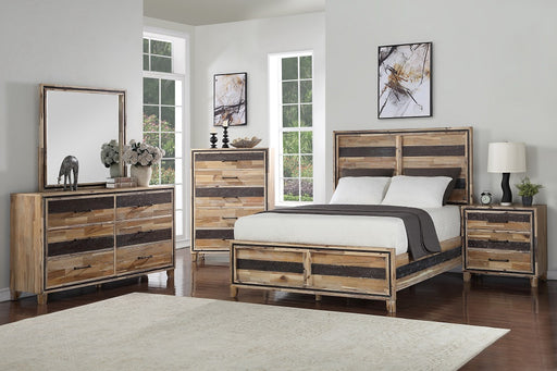 New Classic Furniture | Bedroom Queen 5 Piece Bedroom Set in Pennsylvania 1598