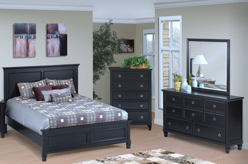 New Classic Furniture | Bedroom Queen Bed 4 Piece Bedroom Set in Frederick, MD 5121