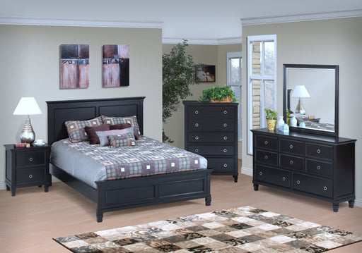 New Classic Furniture | Bedroom Queen Bed 5 Piece Bedroom Set in Frederick, MD 5134