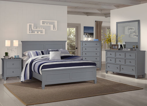 New Classic Furniture | Bedroom Queen Bed 4 Piece Bedroom Set in Annapolis, MD 5291