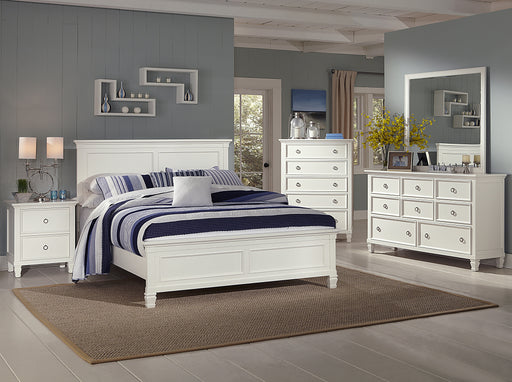 New Classic Furniture | Bedroom Queen Bed 4 Piece Bedroom Set in Frederick, MD 5441