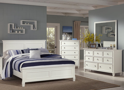 New Classic Furniture | Bedroom Queen Bed 3 Piece Bedroom Set in Lynchburg, VA 5428