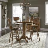 Liberty Furniture | Casual Dining 5 Piece Pub Sets in Washington D.C, Northern Virginia 12038