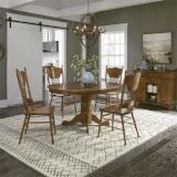 Liberty Furniture | Casual Dining Optional 5 Piece Sets in Richmond,VA 12027