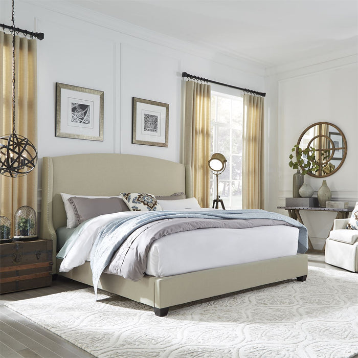 Liberty Furniture | Bedroom King Shelter Bed in Charlottesville, Virginia 6120