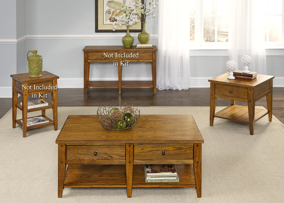 Liberty Furniture | Occasional 3 Piece Set in Lynchburg, Virginia 3253