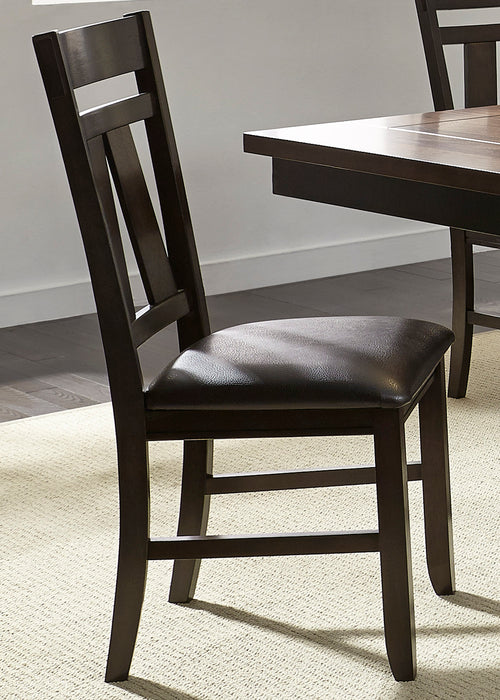 Liberty Furniture | Casual Dining 7 Piece Rectangular Table Sets in Washington D.C, MD 1234