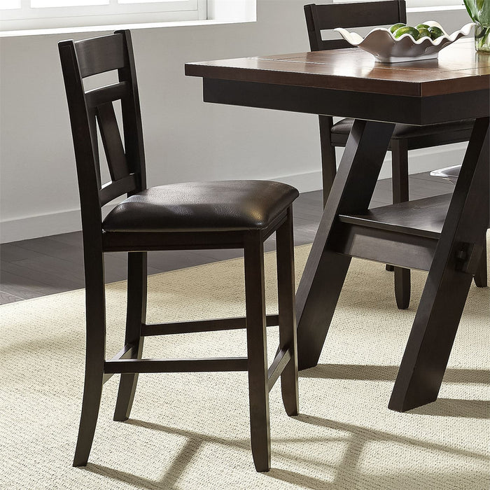Liberty Furniture | Casual Dining Splat Back Counter Chairs in Richmond Virginia 1209