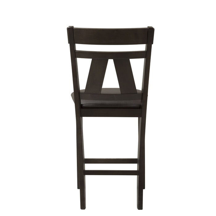 Liberty Furniture | Casual Dining Splat Back Counter Chairs in Richmond Virginia 8877