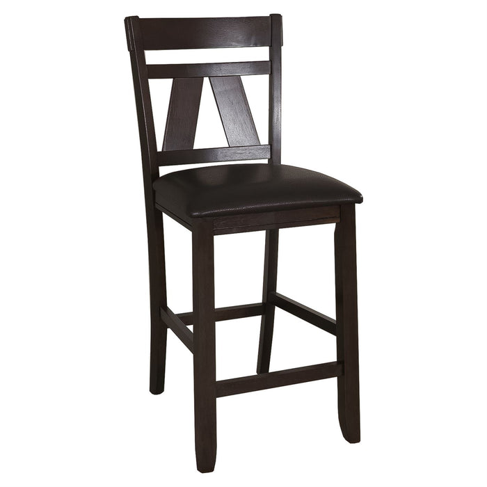 Liberty Furniture | Casual Dining Splat Back Counter Chairs in Richmond Virginia 8874
