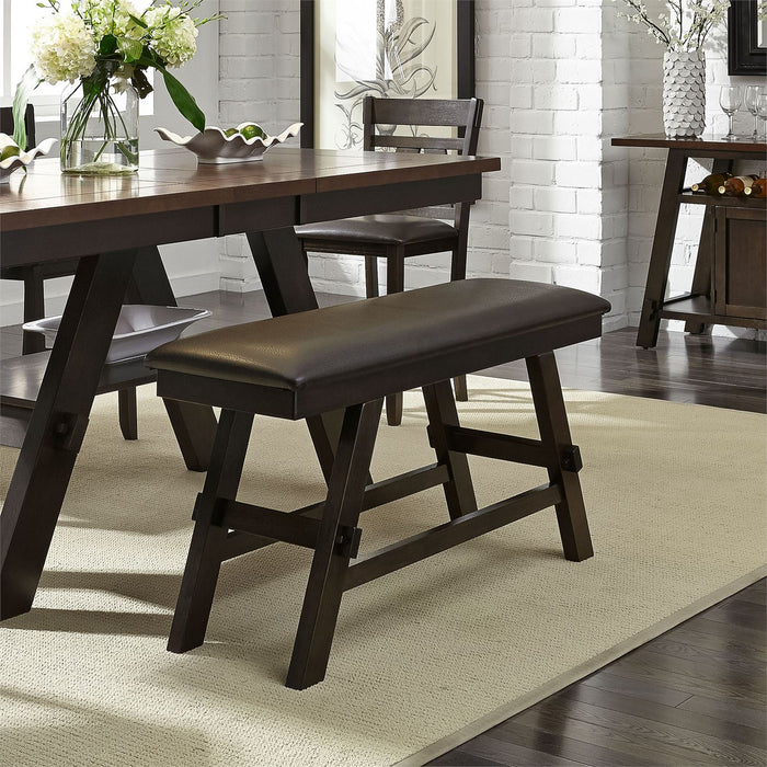 Liberty Furniture | Casual Dining Counter Benches in Richmond Virginia 8896