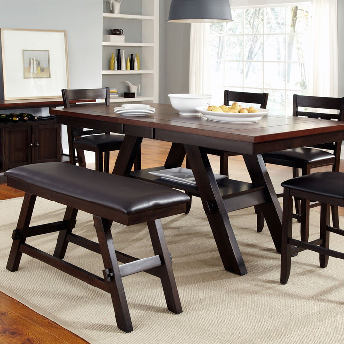 Liberty Furniture | Casual Dining Counter Benches in Richmond Virginia 8897
