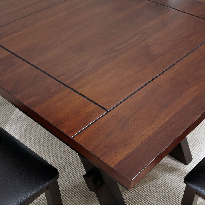 Liberty Furniture | Casual Dining 7 Piece Rectangular Table Sets in Washington D.C, MD 8943