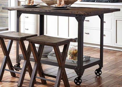 Liberty Furniture | Casual Dining Kitchen Island in Lynchburg, Virginia 3063