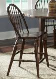 Liberty Furniture | Dining Windsor Back Bar stools in Richmond Virginia 1466