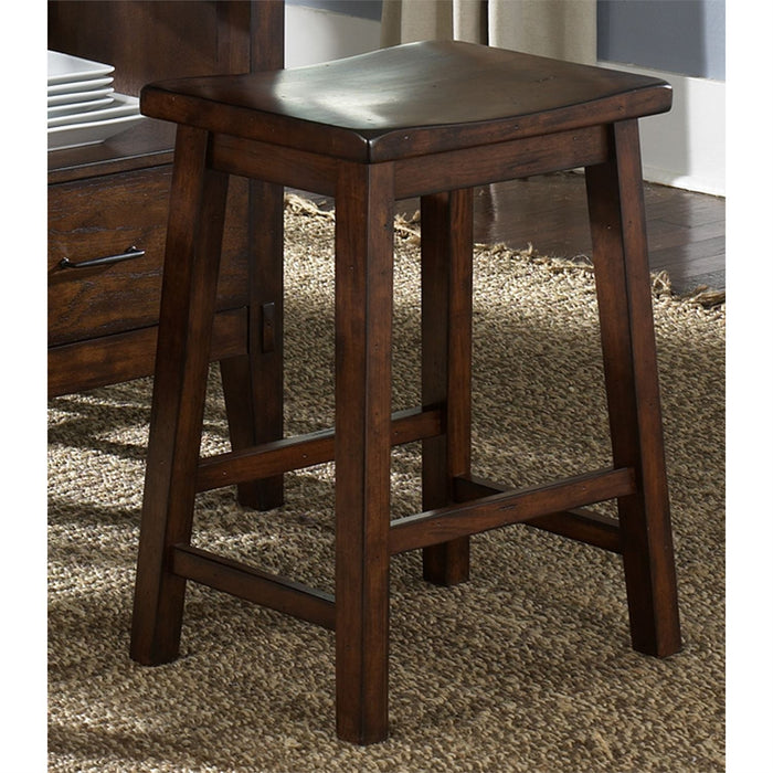 Liberty Furniture | Dining Sawhorse Bar stools in Richmond Virginia 1465