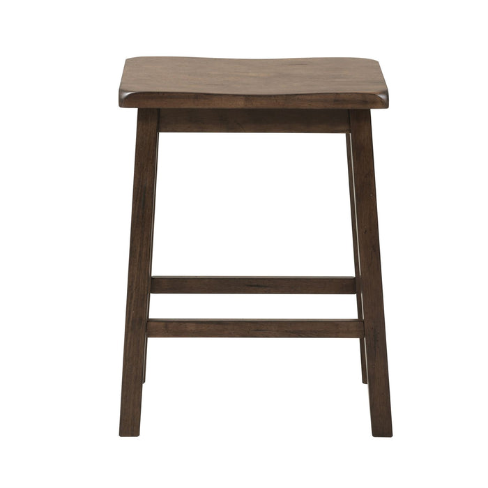 Liberty Furniture | Dining Sawhorse Bar stools in Richmond Virginia 9214