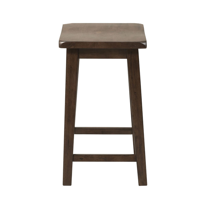Liberty Furniture | Dining Sawhorse Bar stools in Richmond Virginia 9215