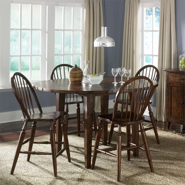 Liberty Furniture | Dining Windsor Back Bar stools in Richmond Virginia 9218