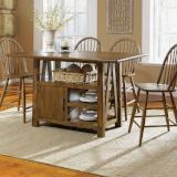 Liberty Furniture | Casual Dining 5 Piece Gathering Table Sets in Charlottesville, Virginia 11782
