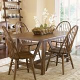 Liberty Furniture | Casual Dining 5 Piece Trestle Table Sets in Washington D.C, Northern Virginia 11778