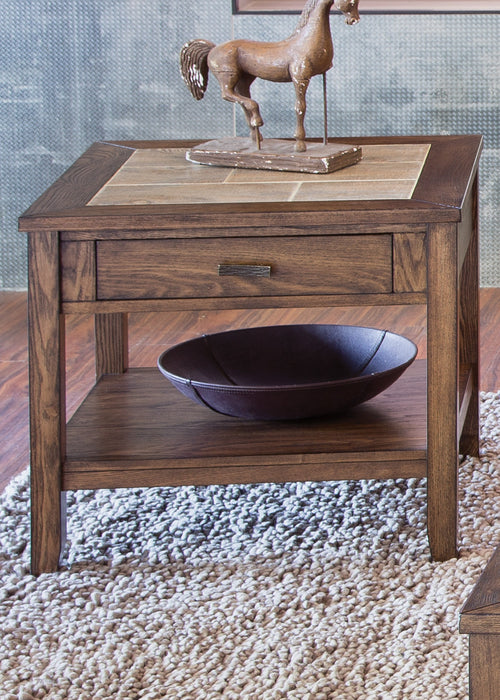 Liberty Furniture | Occasional End Table in Richmond,VA 3235