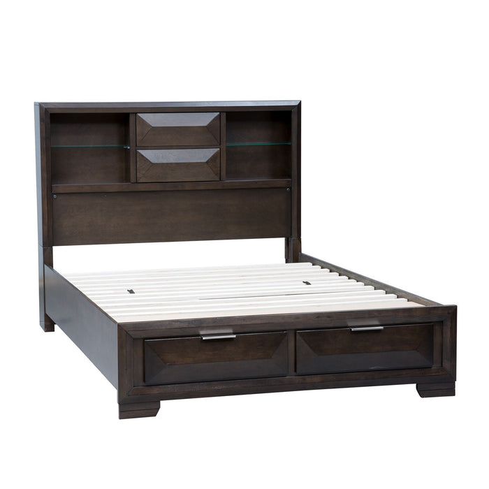 Liberty Furniture | Bedroom Kind Storage Bed in Charlottesville, Virginia 4285