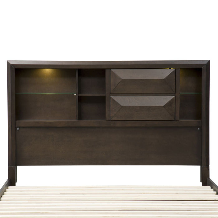 Liberty Furniture | Bedroom Kind Storage Bed in Charlottesville, Virginia 4288