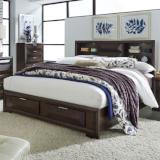 Liberty Furniture | Bedroom Kind Storage Bed in Charlottesville, Virginia 4283