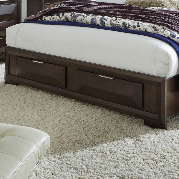 Liberty Furniture | Bedroom Kind Storage Bed in Charlottesville, Virginia 4290