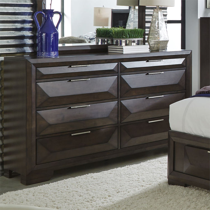 Liberty Furniture | Bedroom King Storage 4 piece Bedroom Set in Annapolis, MD 4328