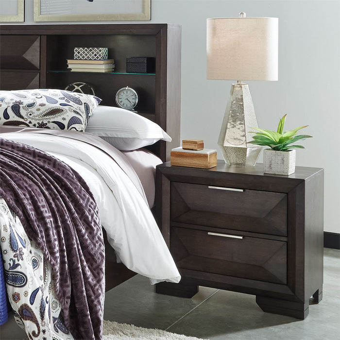Liberty Furniture | Bedroom King Storage 4 piece Bedroom Set in Annapolis, MD 4330