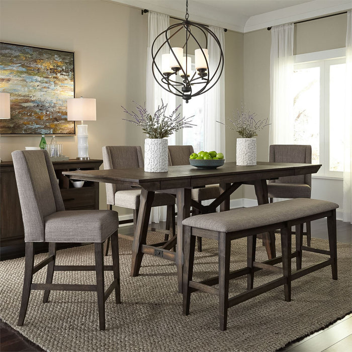 Liberty Furniture | Casual Dining Opt 6 Piece Gathering Table Sets in Washington D.C, MD 1009