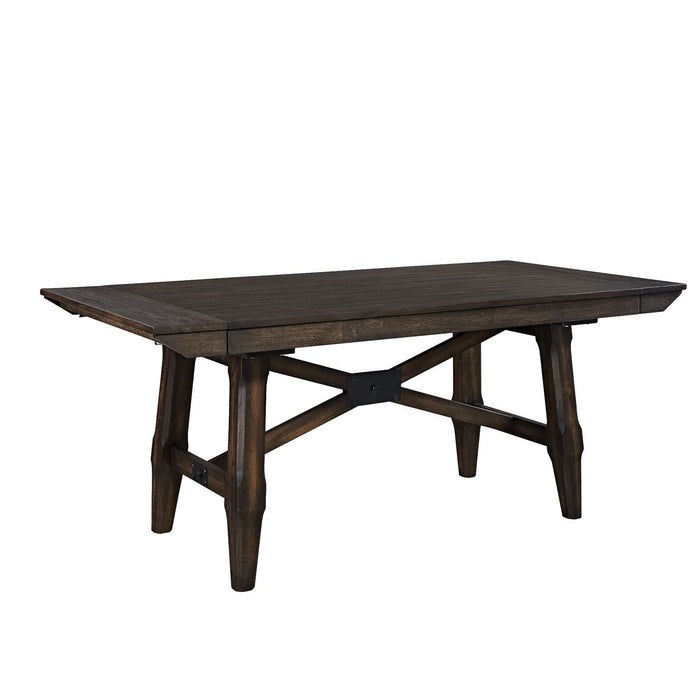Liberty Furniture | Casual Dining Opt 6 Piece Trestle Table Sets in Hampton(Norfolk), VA 8639