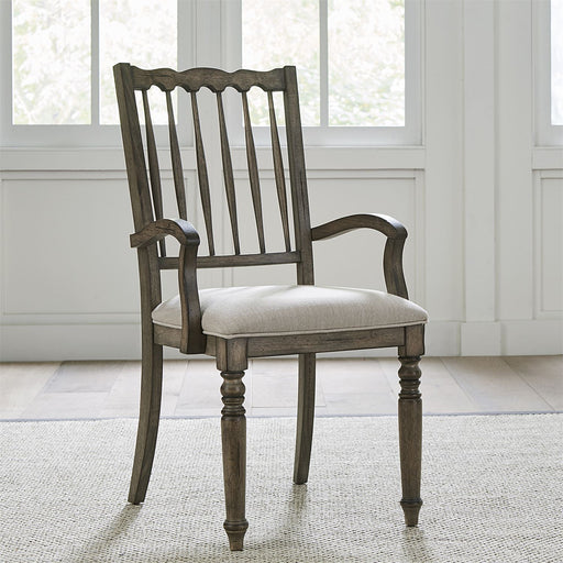 Liberty Furniture | Dining Spindle Back Uph Arm Chair in Richmond,VA 18821