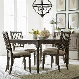 Liberty Furniture | Casual Dining 5 Piece Rectangular Table Set in Lynchburg, VA 18869