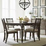 Liberty Furniture | Casual Dining 5 Piece Rectangular Table Sets in Winchester, Virginia 15297