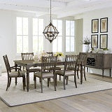 Liberty Furniture | Casual Dining 7 Piece Rectangular Table Sets in Frederick, Maryland 15300